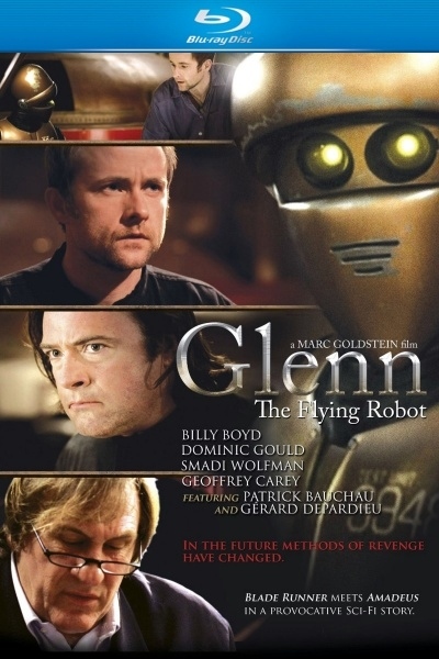 Гленн 3948 / Glenn, the Flying Robot (2010/HDRip)