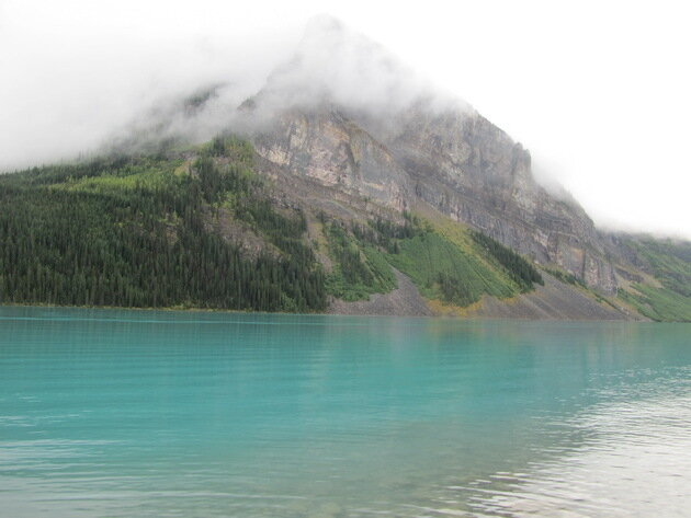 Озеро Луиза. Канада