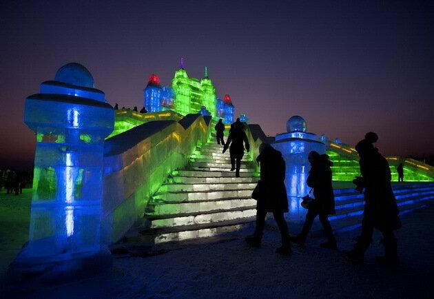 28-й Харбинский международный фестиваль льда и снега