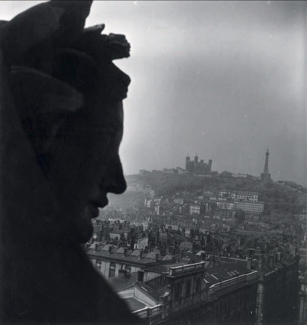 1960. Городские крыши