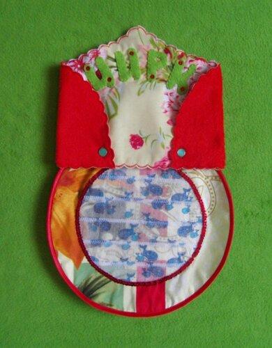 Развивающий коврик для детей... Цирк!
