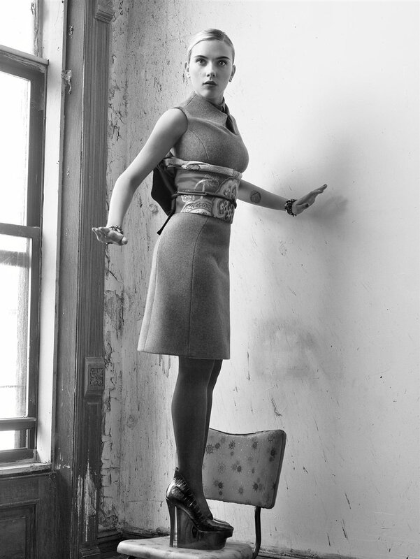 Скарлетт Йоханссон (Scarlett Johansson) 2008