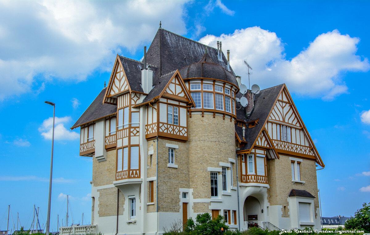 Странный Довиль (Deauville)