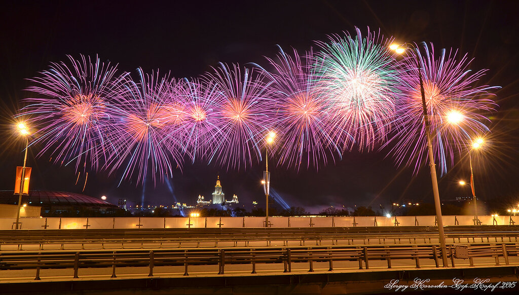 9 мая,День победы 2015,Воробьёвы горы №3.JPG