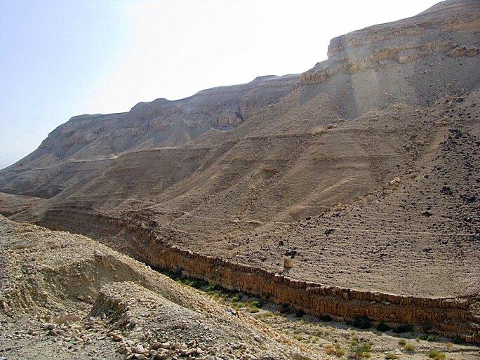 Иудейская пустыня - перевал