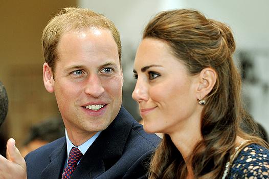 Живущая во дворце теща нервирует Принца Уильяма
