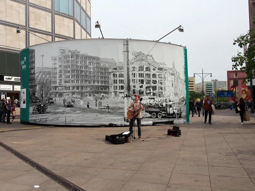 К 70-летию окончания Второй мировой войны, Берлин, Германия