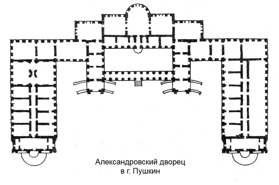 Александровского дворца