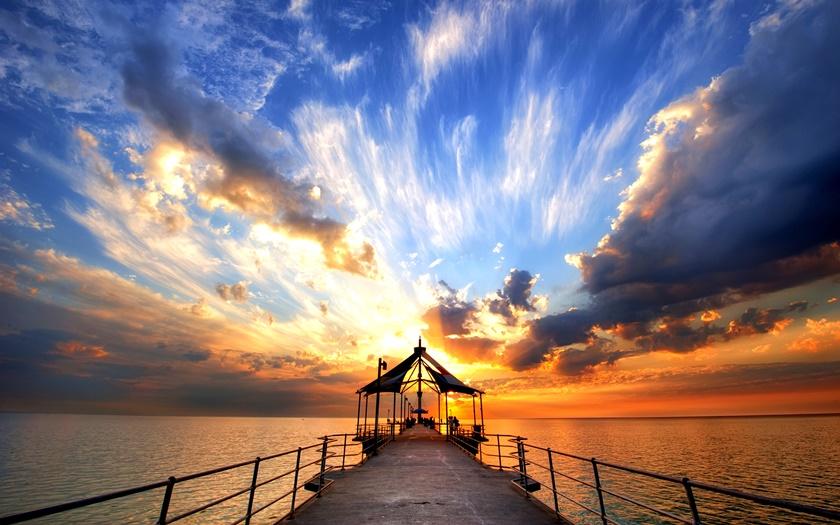 картинка неба красивая