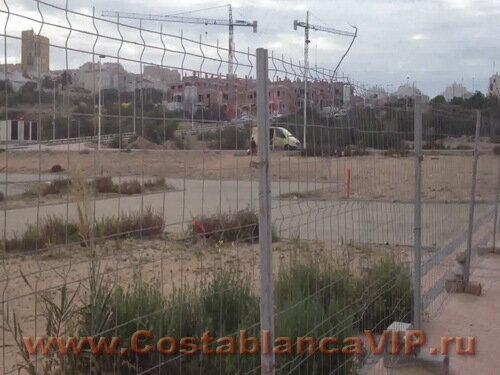 Земля в Torrevieja, Земля в Торревьехе, недвижимость в Испании, земля в Испании, земля под застройку, участок на пляже, земля на первой линии пляжа, купить землю в Испании, Коста Бланка, CostablancaVIP