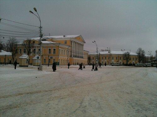 Особняк Борщова на Сусанинской площади