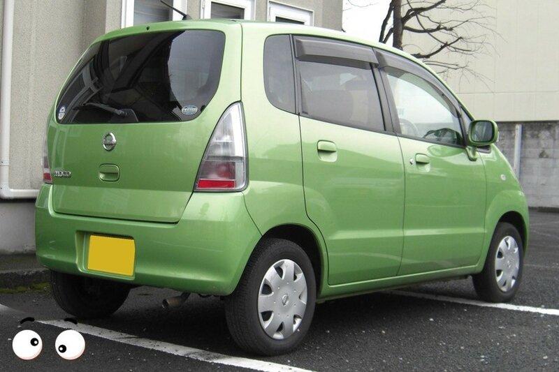 Японская шлюха, или Топ-10 самых неудачных названий автомобилей