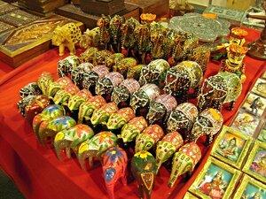 Индийская ярмарка в Перми