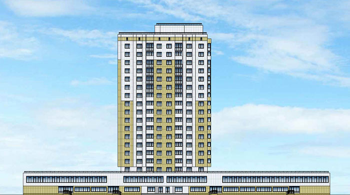 Строительство ЖК «Вознесенский» признали незаконным