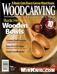 WoodCarving Illustrated №040 (Fall 2007)