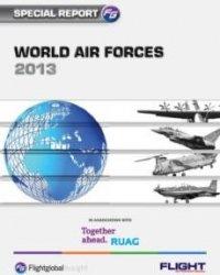 Журнал World Air Forces 2013