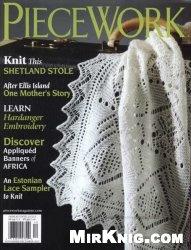 Журнал PieceWork - November/December 2012