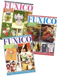 Журнал Colecao Arte & Criacao- Fuxico No.11, 12, 16