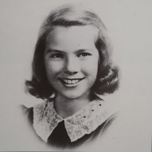 Грейс Келли, 12 лет 1942