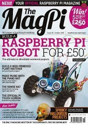 Журнал The MagPi - Issue 38