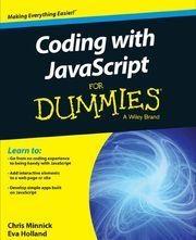 Книга Coding with JavaScript For Dummies