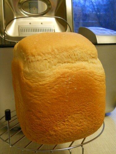 DeLonghi 755BDM. Молочный хлеб