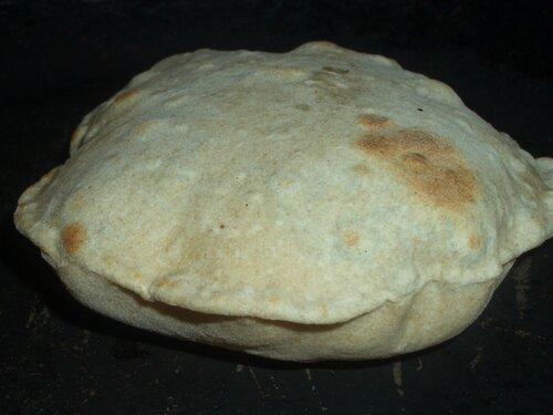 Чапати-индийские лепешки
