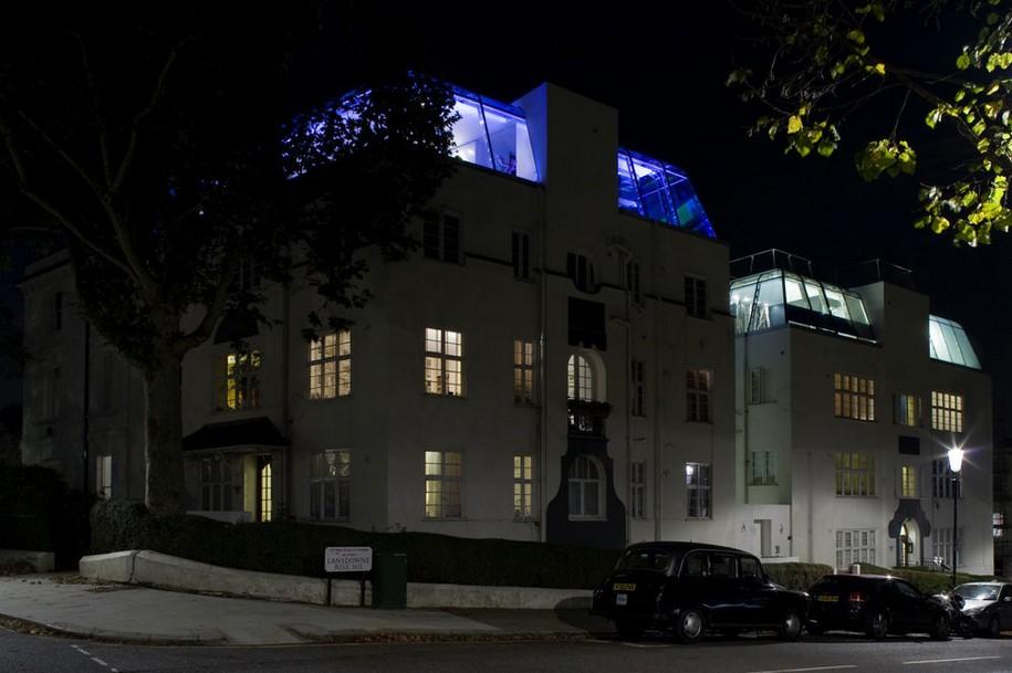 Пентхаус в Лондоне за 392 миллиона рублей