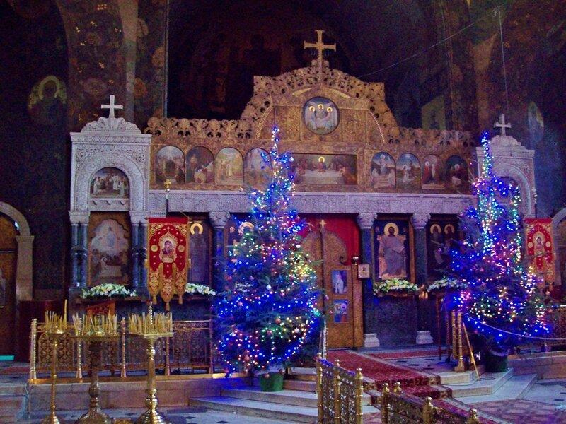 Рождество в Печерской лавре