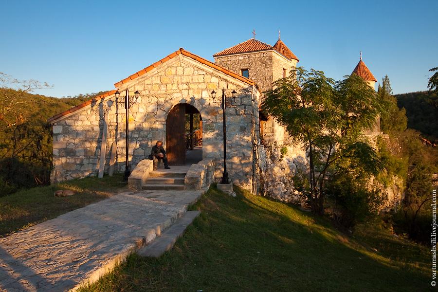 Монастырь Моцамета.