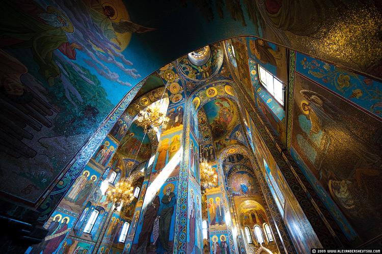 Храм Спаса на Крови (Воскресения Христова)