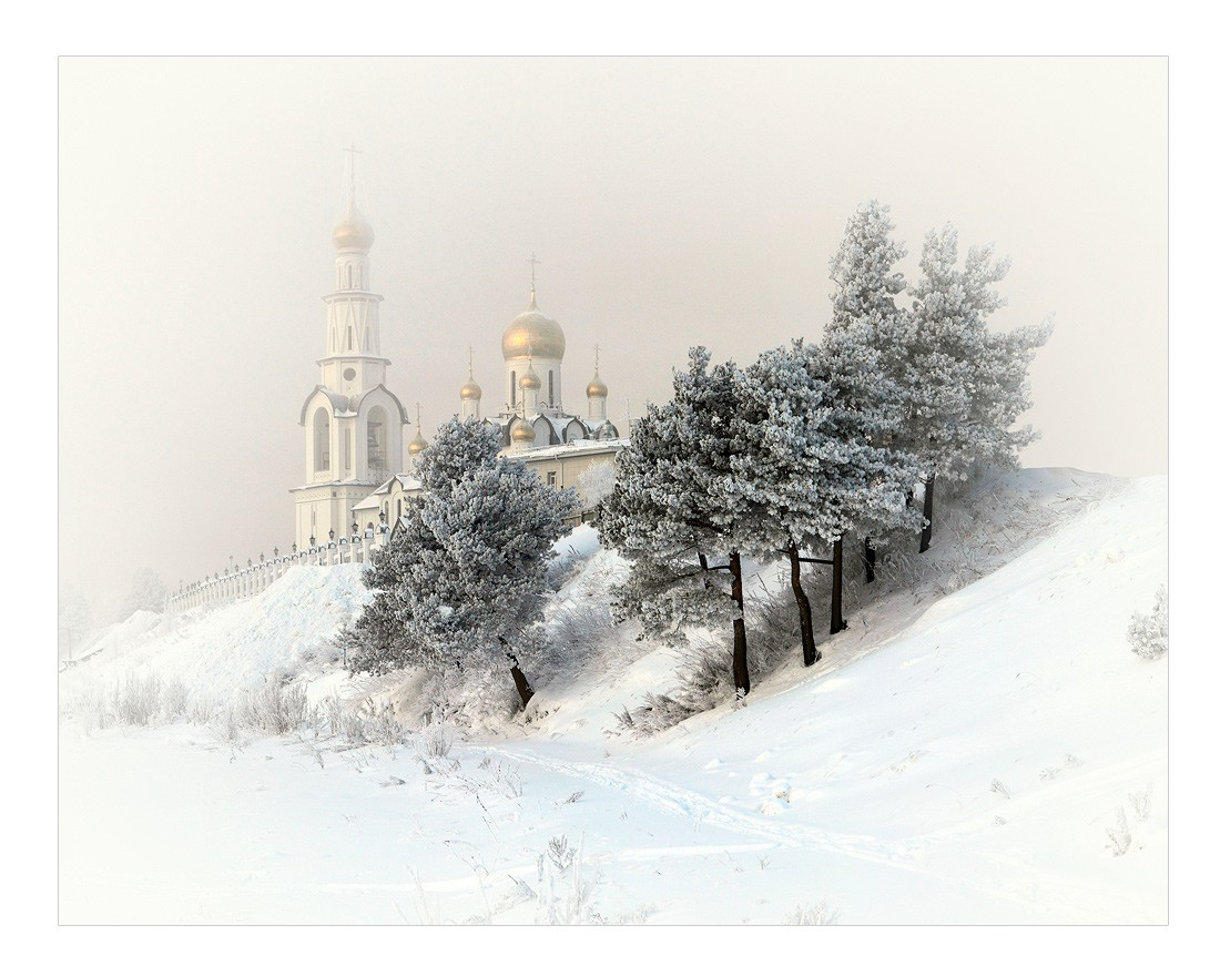 Рождество в Сургуте