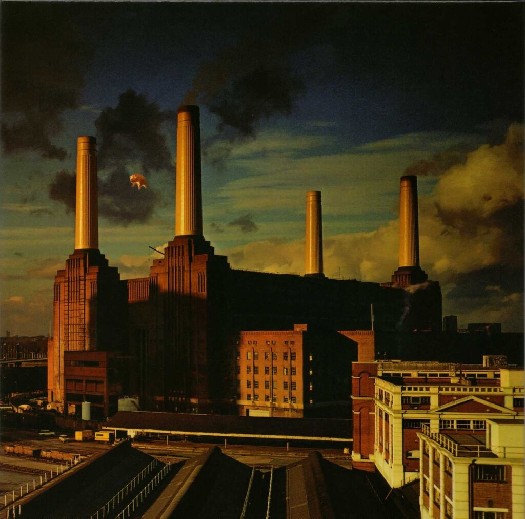 Pink Floyd-Animals