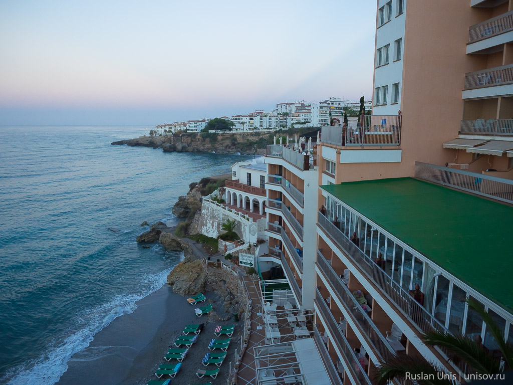 Автомобильное путешествие по Испании