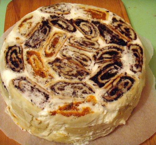 Торт лабиринт рецепт фото