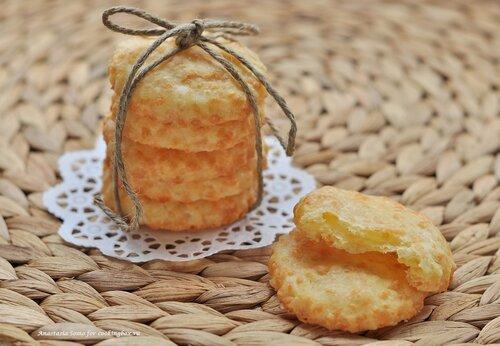 Сырное печенье 2
