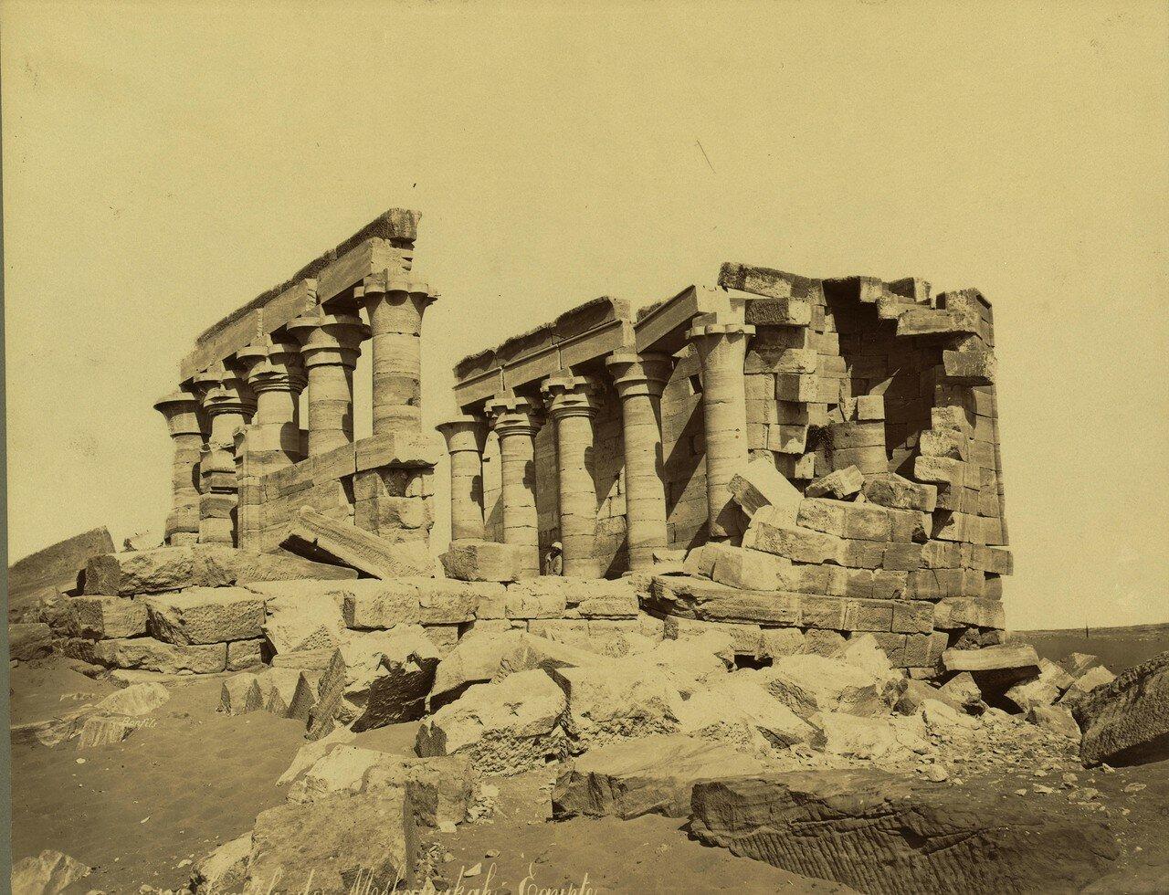 Храм Moéharrakah