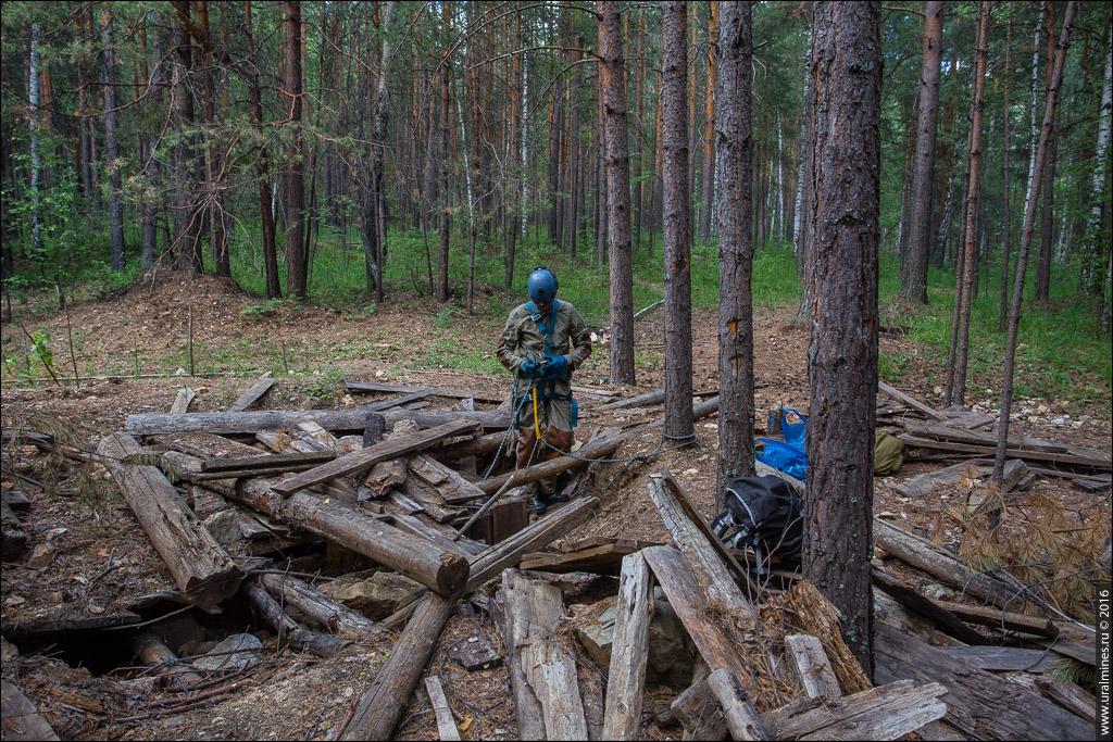 Аметистовая копь Тальян (Мурзинка)