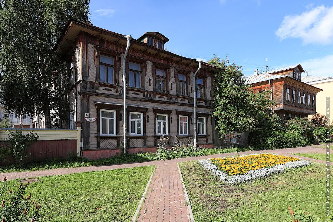 фотография улица Чумбарова-Лучинского в Архангельске