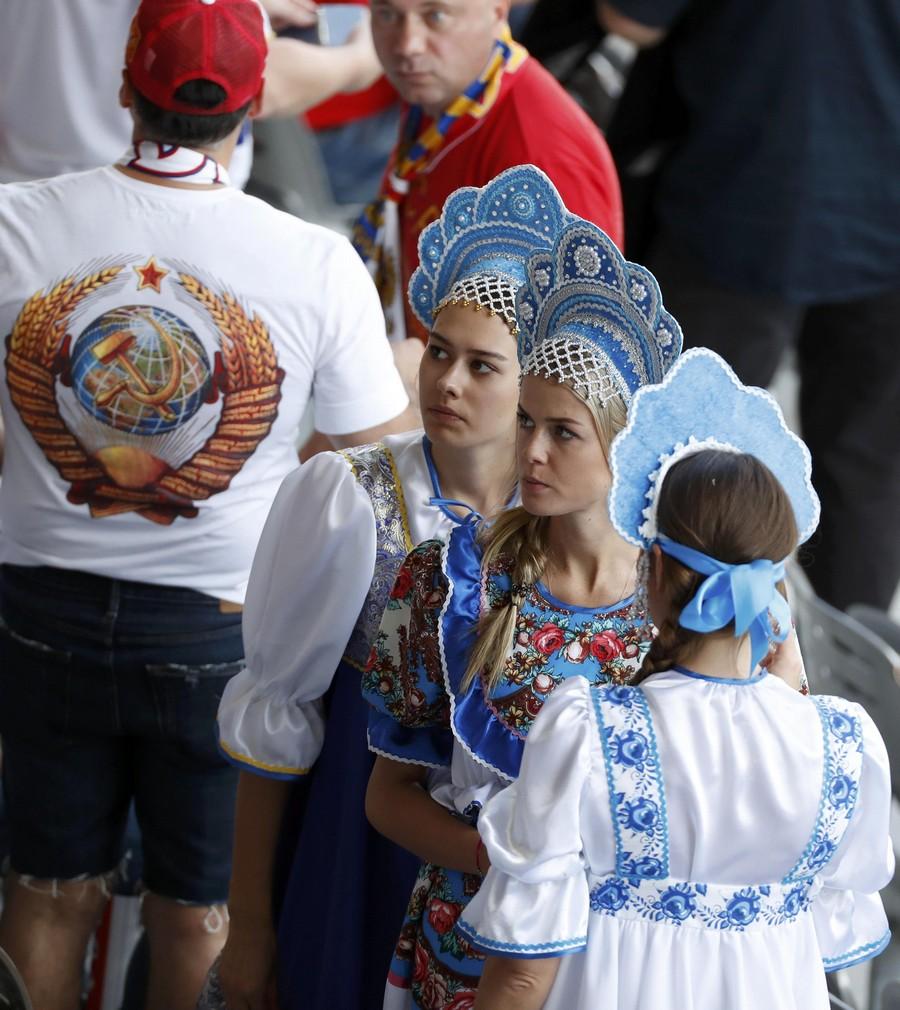 Russia v Wales - EURO 2016 - Group B