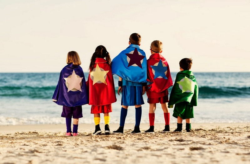 Дети, которые совершили героические поступки