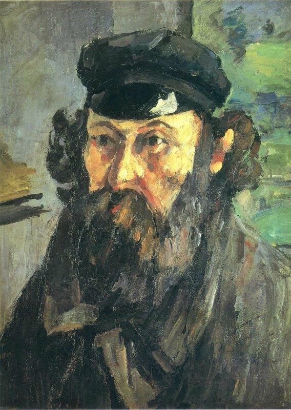 Автопортрет в каскетке1872масло, холстSelf Portrait in a CasquetteHermitage Museum-St-Petersburg