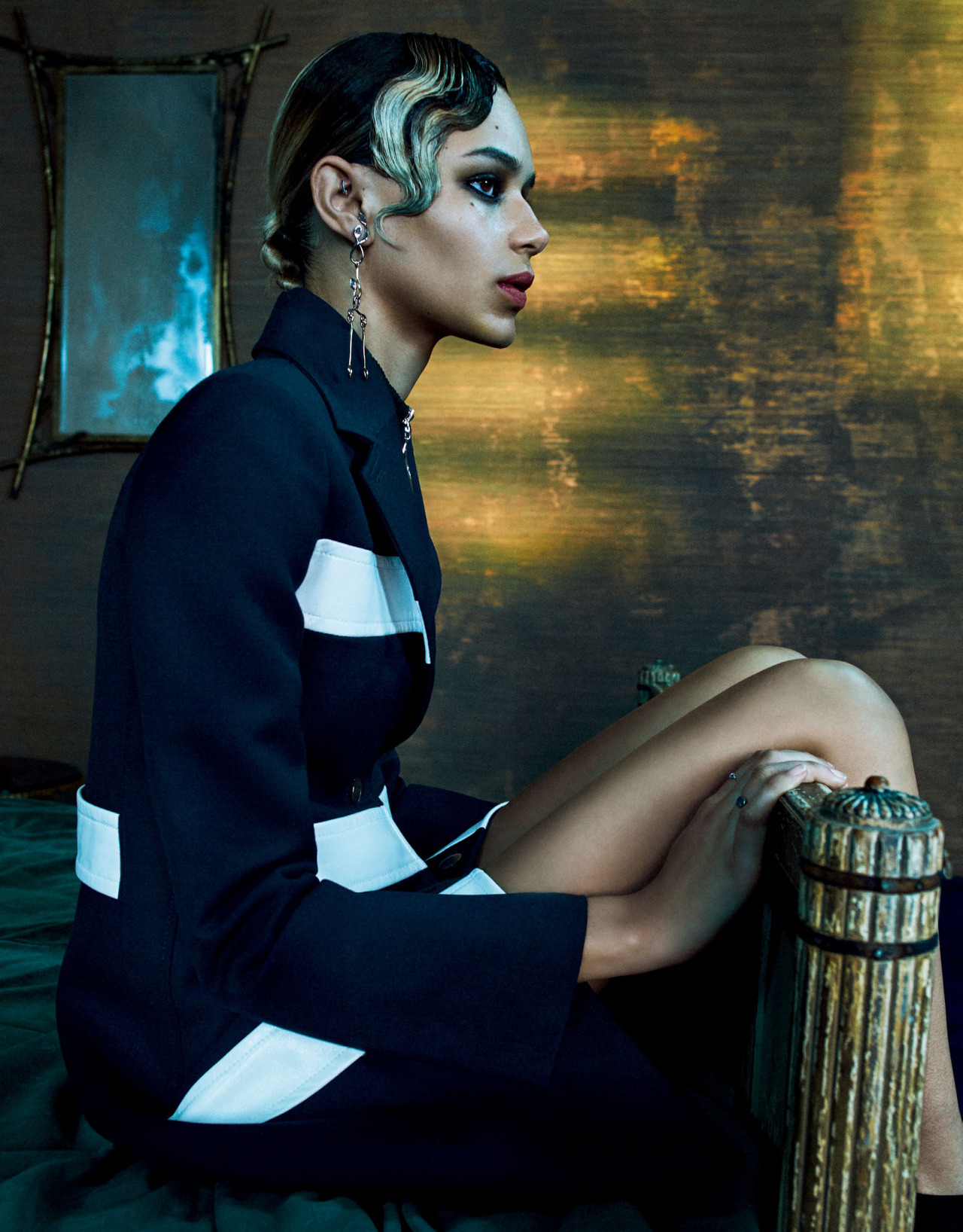 The Sea Whispers Vogue Japan August 2016