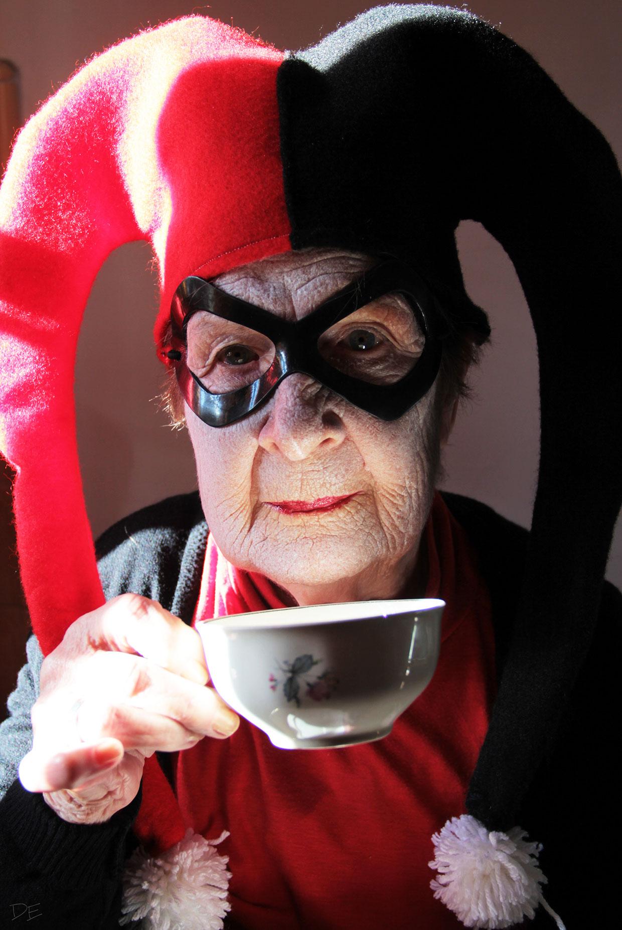 Granny Harley Quinn