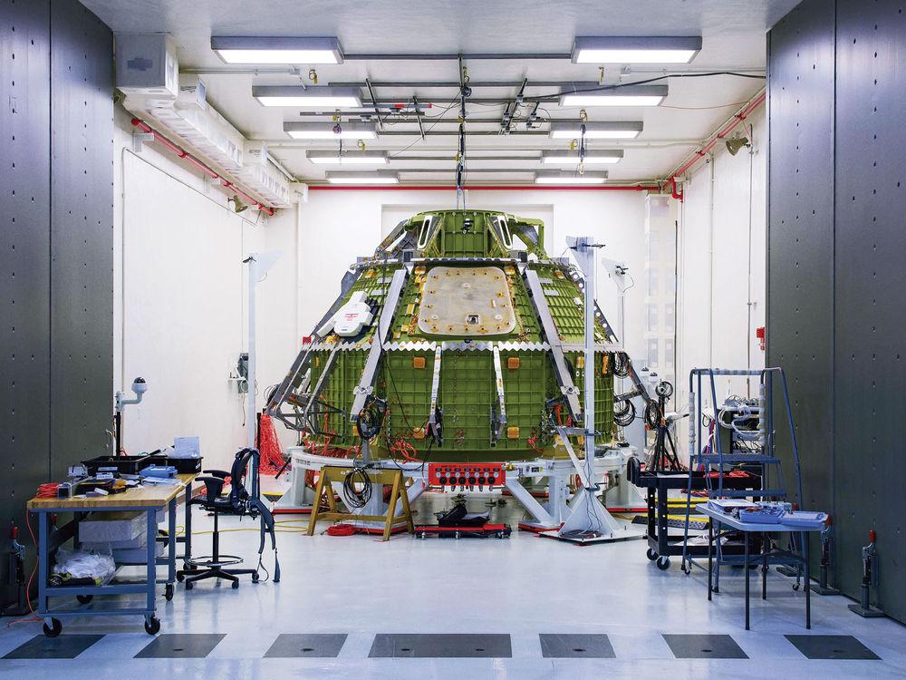 Первый полет SLS и корабля Orion будут перенесены на 2020 год