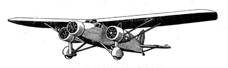Силуэты итальянских самолетов (1939) 026