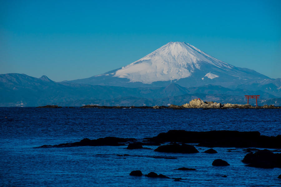 30. Япония действительно интересна и красива