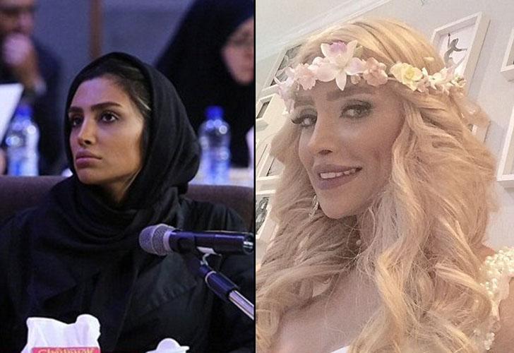 Эльхам Араб «Все любят красоту и славу, — сказала Эльхам Араб. — Людям нравится быть на виду, но важ