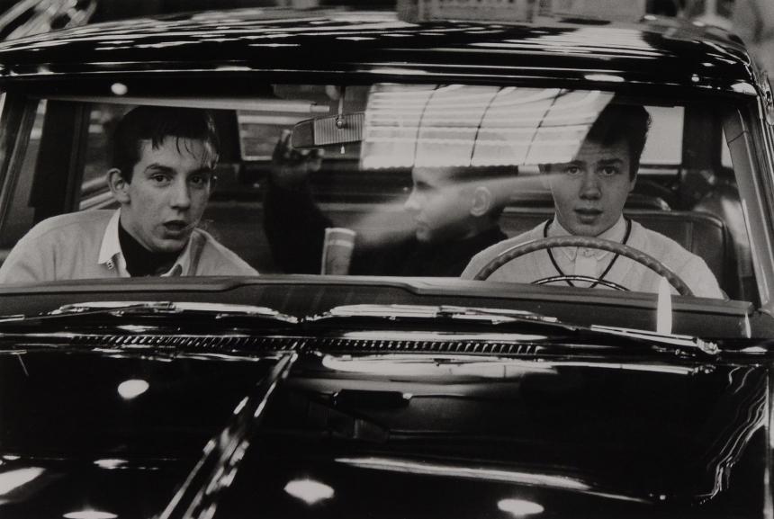 Чикаго, 1965. Фото: Эдвард Штурр.