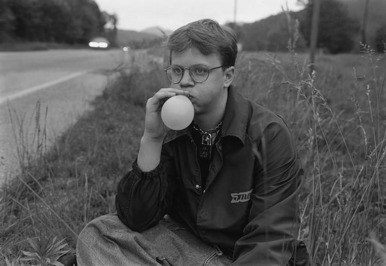 1997, граница штатов Джорджия и Северная Каролина. Фото: Марк Штейнметц.
